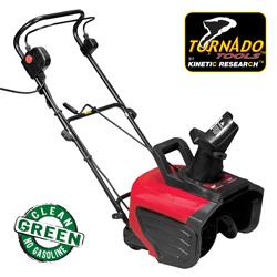 Tornado Tools Electric Snow Thrower