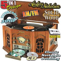 Oak Anders Nicholson® System