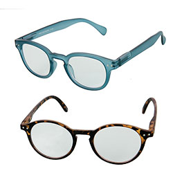 Icon Ladies 2.0X Reading Glasses - 2 Pack