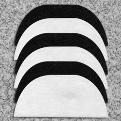 6 Pack Filter For Dual Deep Fat Fryer - BF Deals Item Number 69552