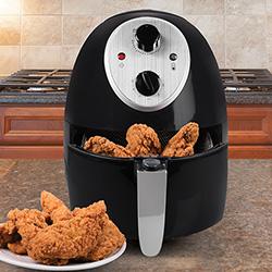 Savoureux Pro Line Air Fryer with 3 Quart Frying Basket
