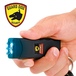 Guard Dog Key Chain Stun Gun with Flashlight