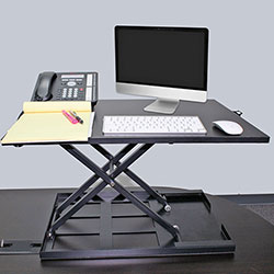 Meridian Point Adjustable Height Standing Desk