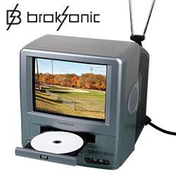 Open Box Broksonic DVD TV Combo