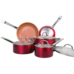 Open Box Savourex Pro Line Cookware Set