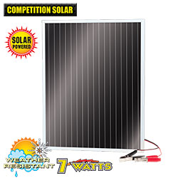 Open Box 7-Watt Solar Charger