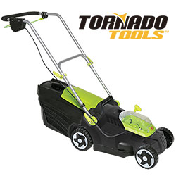 Open Box Tornado Tools Lawn Mower