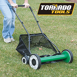 Open Box Reel Mower - 20 inch