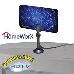 Open Box Digital Flat Antenna