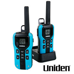 Open Box Uniden Two-Way Radios