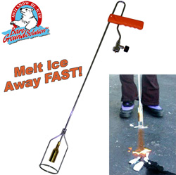 Propane Ice Torch