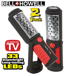 Bell & Howell Torchlites - 2 Pack