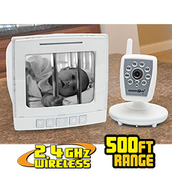 Wireless Digital Monitor & Camera