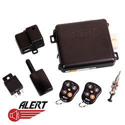 Alert A650R Remote Starter and Car Alarm
