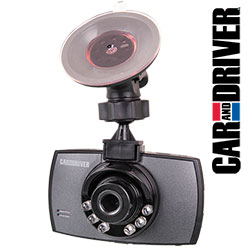 Car & Driver Dash Cam