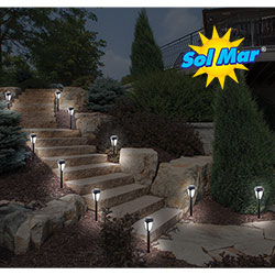 Color Changing Solar Lights