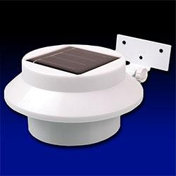 Solar Gutter Lights - 4 Pack