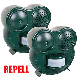Repell GH-502 Animal Repellers - 2 Pack