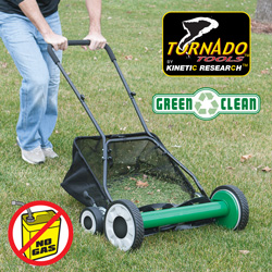 Torando Tools Lightweight Reel Mower