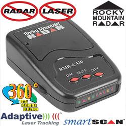 Rocky Mountain Radar Detector
