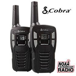 Cobra 16-mile GMRS Radio