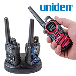 Uniden 37-Mile GMRS Radios