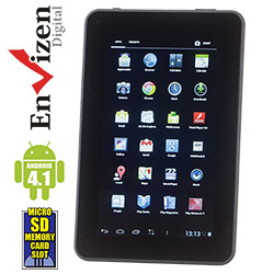 Envizen 7 inch Android Tablet