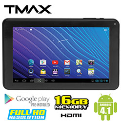 Tmax 9in HD Tablet