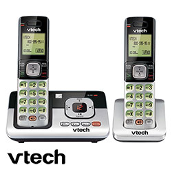 V-Tech CS6829-2 Cordless Phones with Answering Machine