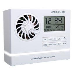 Digital Aroma Clock with Nature Sounds