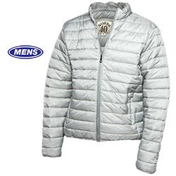 North 40 Mens Jacket - Grey