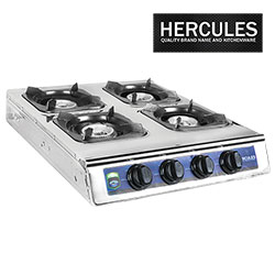 Hercules 4-Burner Propane Stove