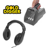 Metal Detector Headphones & Scoop