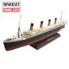 Deluxe Titanic Model Kit