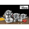 12-Piece Stainless Cookware Set