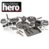 Hero 25-Piece Cookware Set