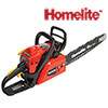 Homelite 16 inch Gas Chain Saw