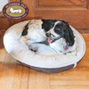 Sherpa Donut Pet Bed