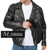 Leather Concealment Jacket