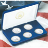 Milestone Silver Dollar Tribute Set