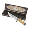 Wildlife Eagle Bowie Knife