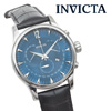 Invicta Vintage Chronograph Watch - Blue