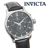 Invicta Vintage Chronograph Watch - Black