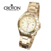 Croton Heritage Gold Watch