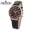 Croton Rose Gold Dress Watch