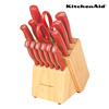 Kitchen Aid 16-Piece Cutlery Set