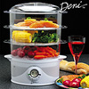 Deni 3-Tier Food Steamer