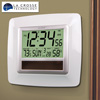 LaCrosse Solar Atomic Clock - White
