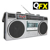 Quantum FX Portable Stereo System