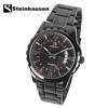 Steinhausen Automatic Watch - Black/Black